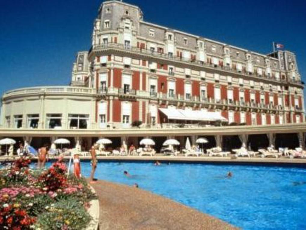 Hotel du Palais Biarritz - in the Unbound Collection by Hyatt Over view