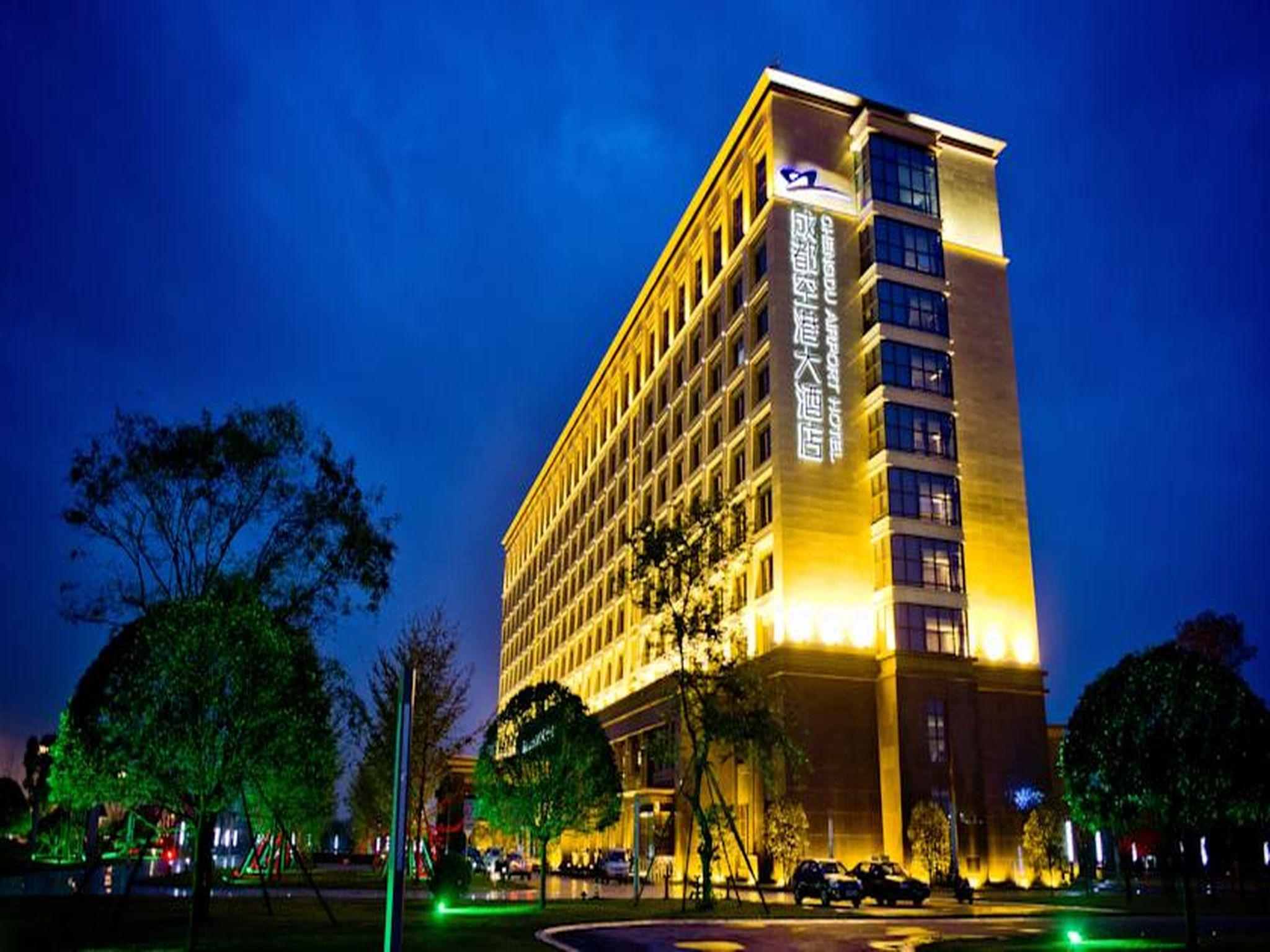 Chengdu Airport Hotel, Chengdu