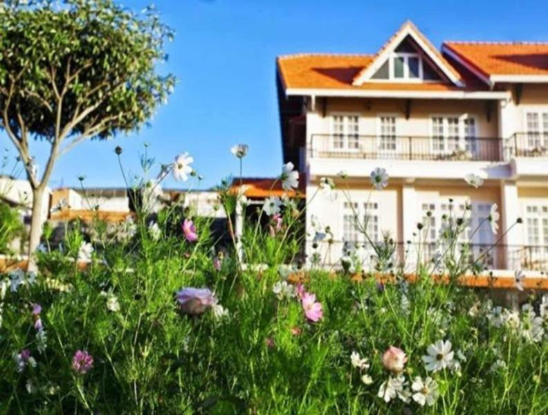 Dalat Terrasse Des Roses Villa