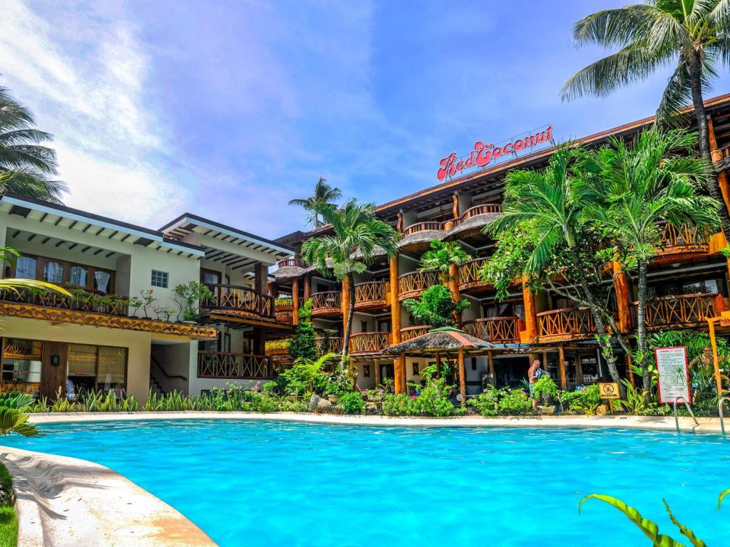 Best Price On Red Coconut Hotel In Boracay Island Reviews