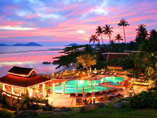 Banburee Resort & All Spa Inclusive Koh Samui
