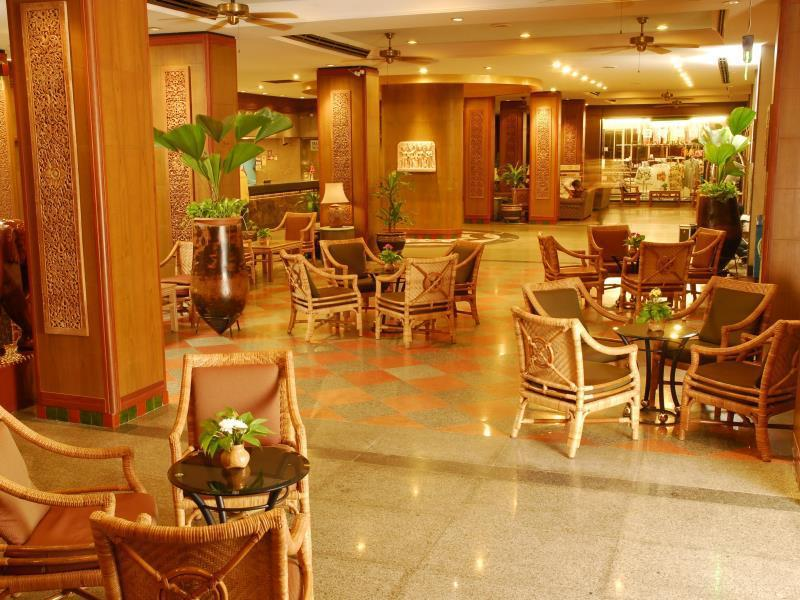 Golden Beach Hotel Pattaya In Thailand