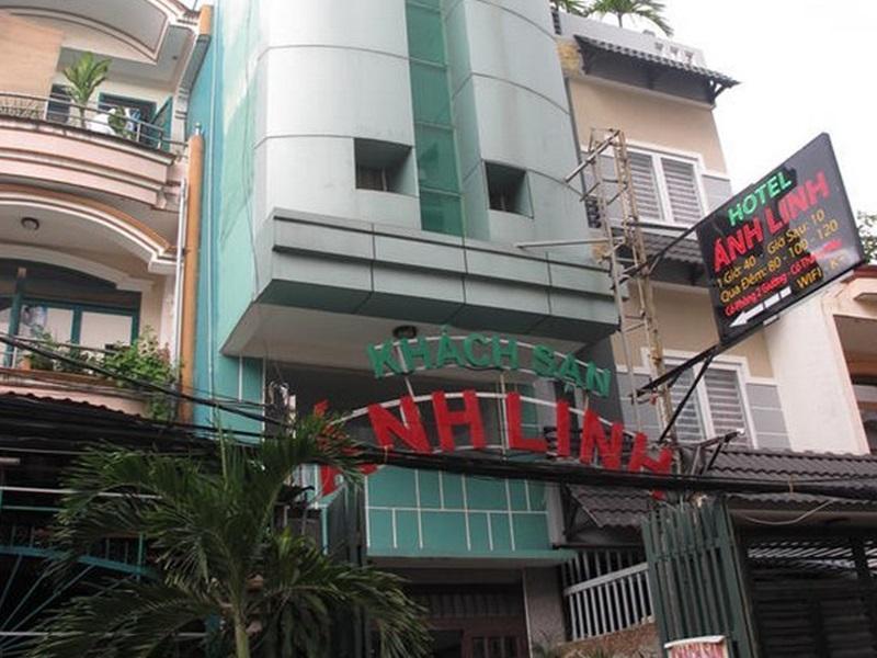 Anh Linh Hotel, Gò Vấp