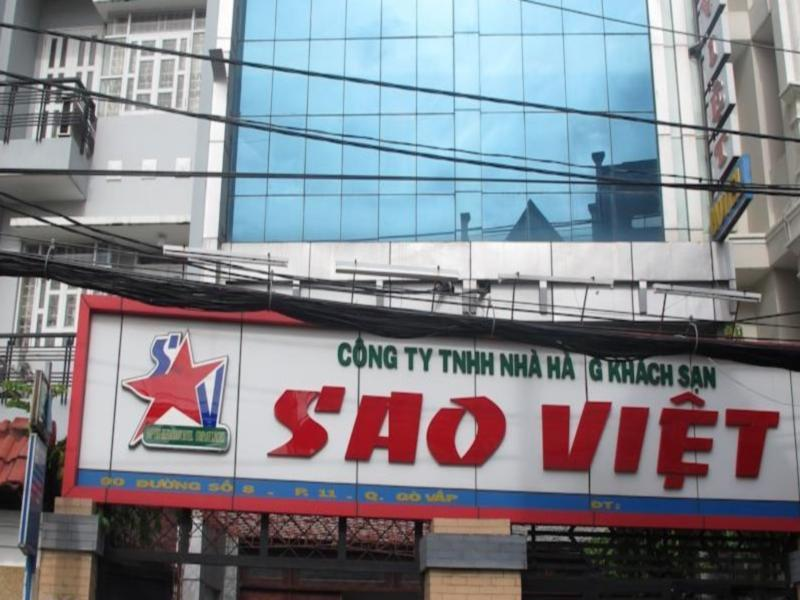 Sao Viet Hotel, Gò Vấp