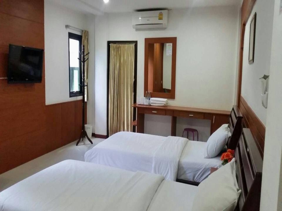 chutchawan apartment
