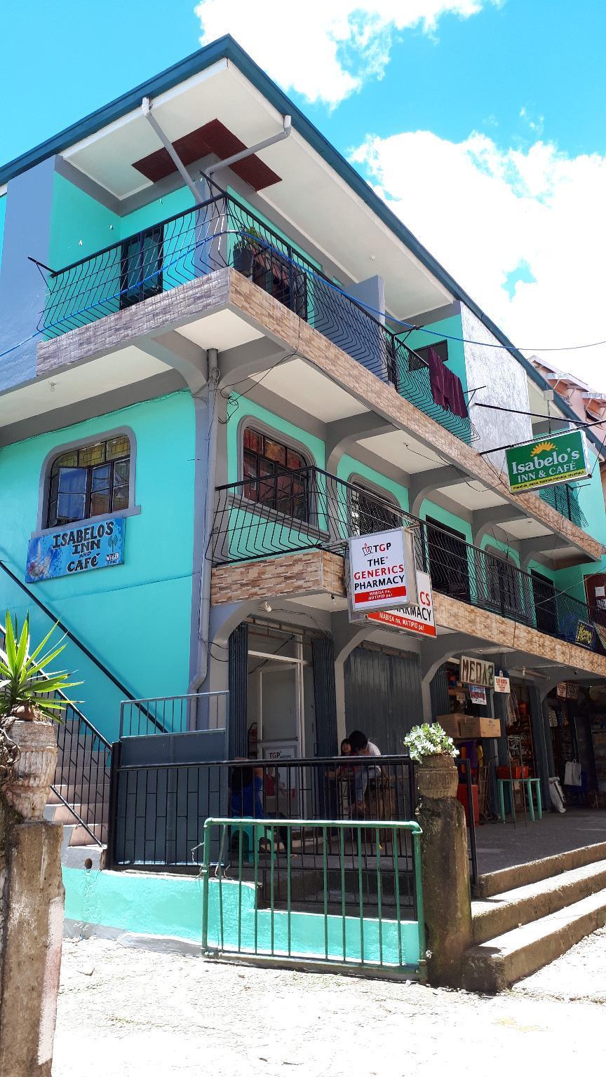 Isabelo's Inn and Cafe, Sagada