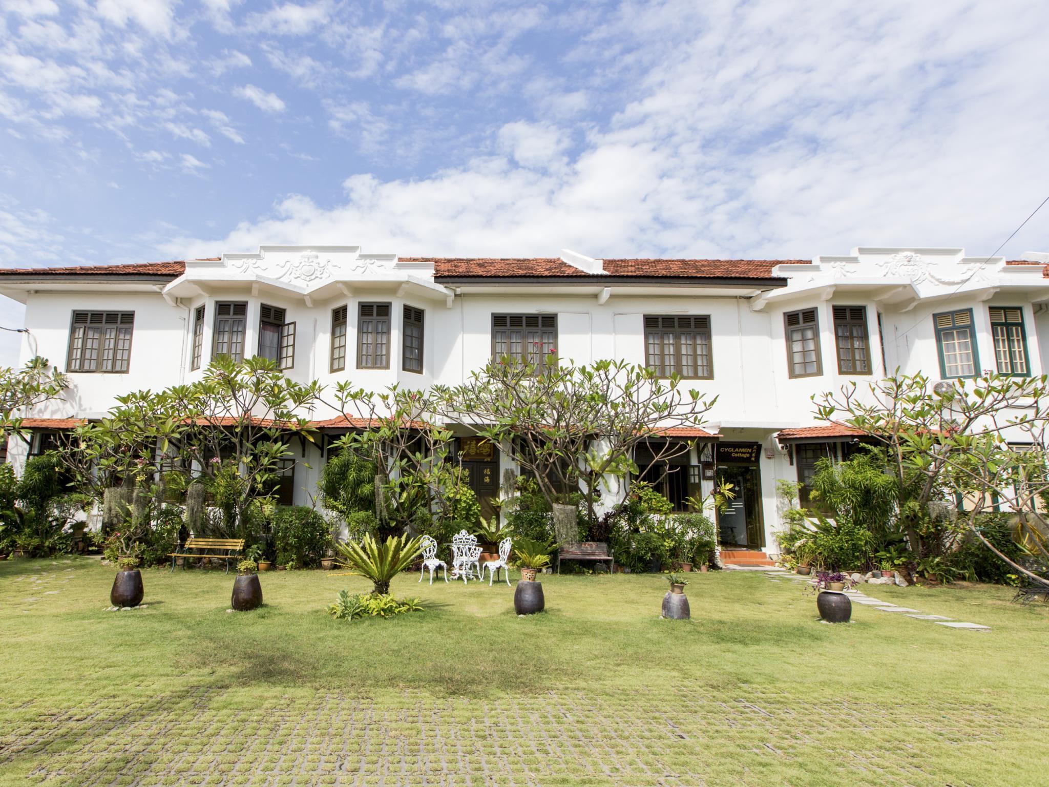 Cyclamen Cottage, Kota Melaka