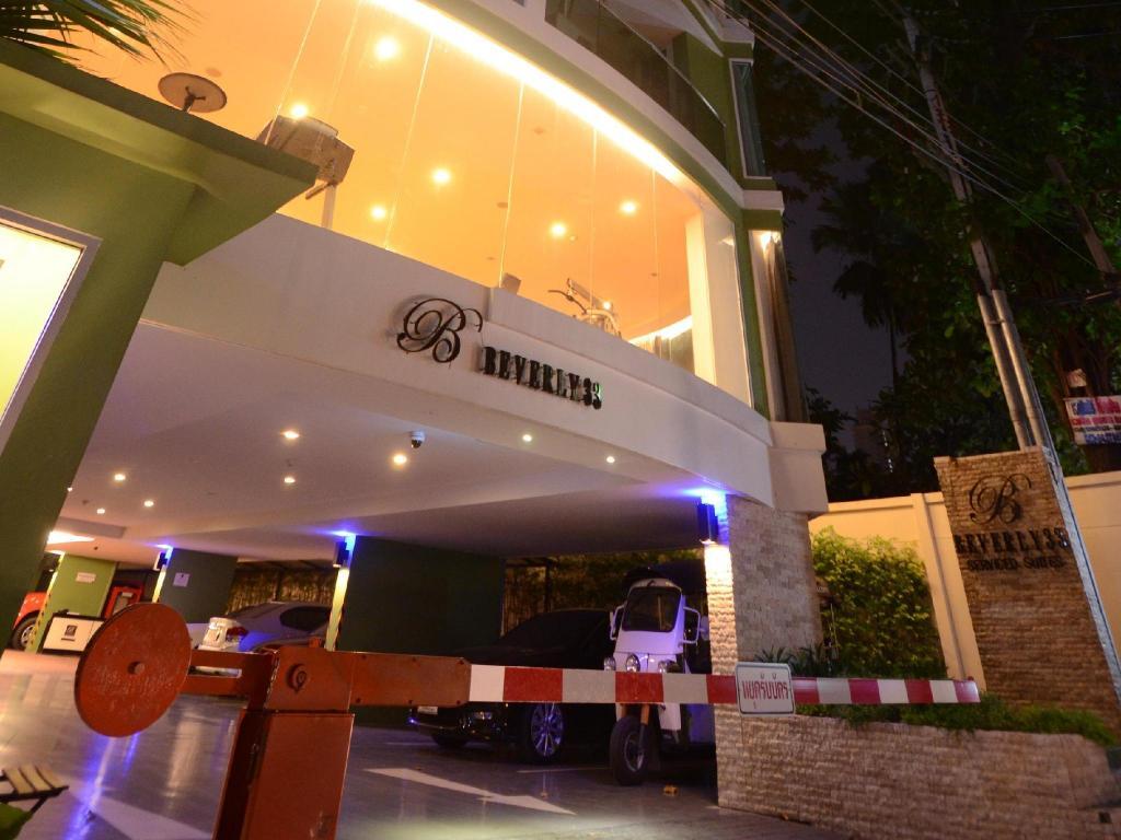 【Sukhumvit Hotel】ビバリー 33 バイ アスピラ アパートメント(Beverly 33 by Aspira Apartment)