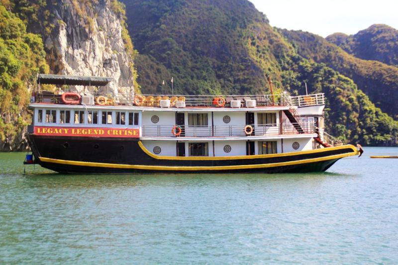 Halong Legacy Cruise