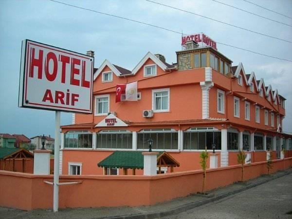 Hotel Gularif, Çorlu