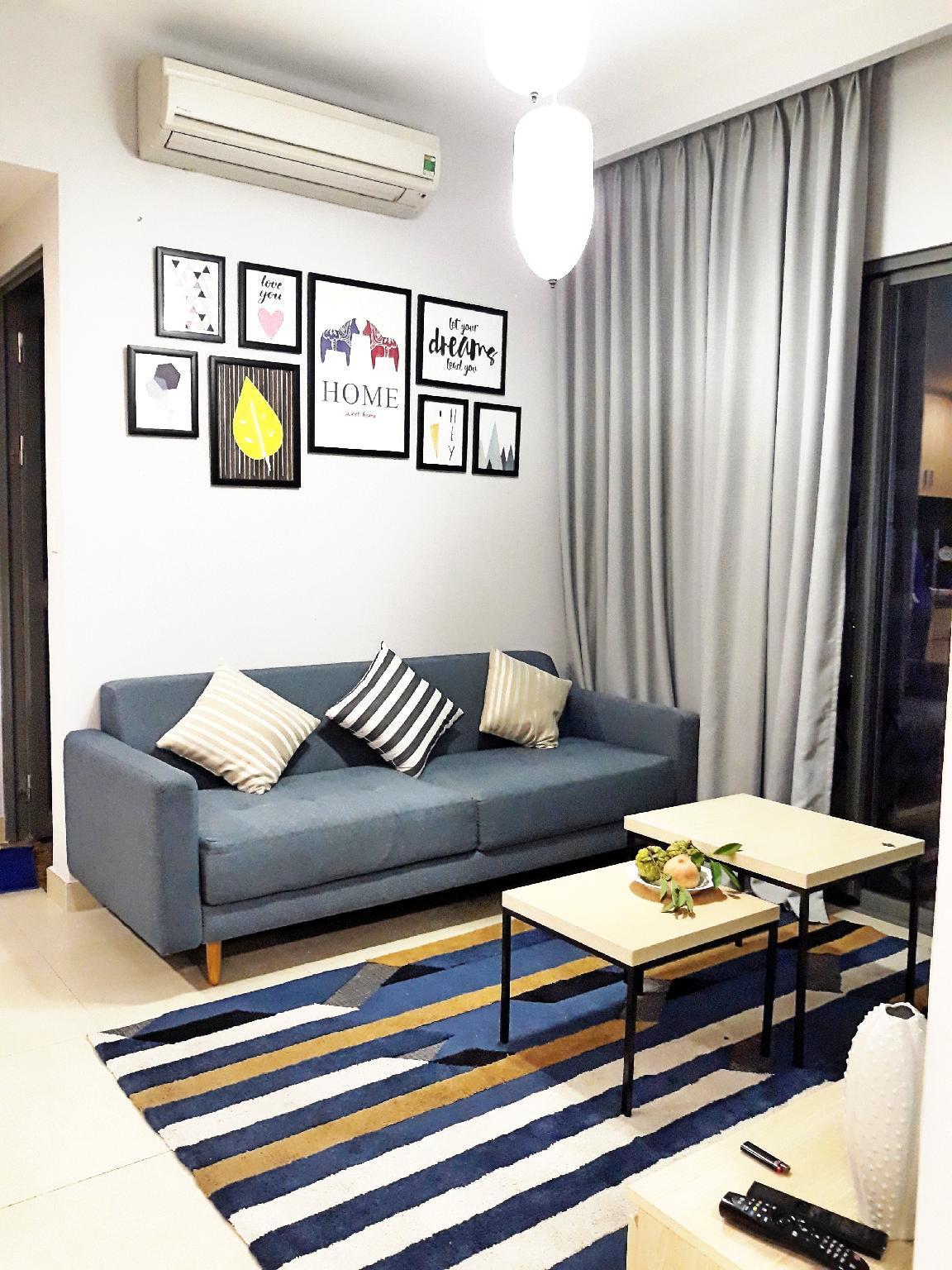Cozy apartment in Masteri  with Landmark 81 view, Quận 2