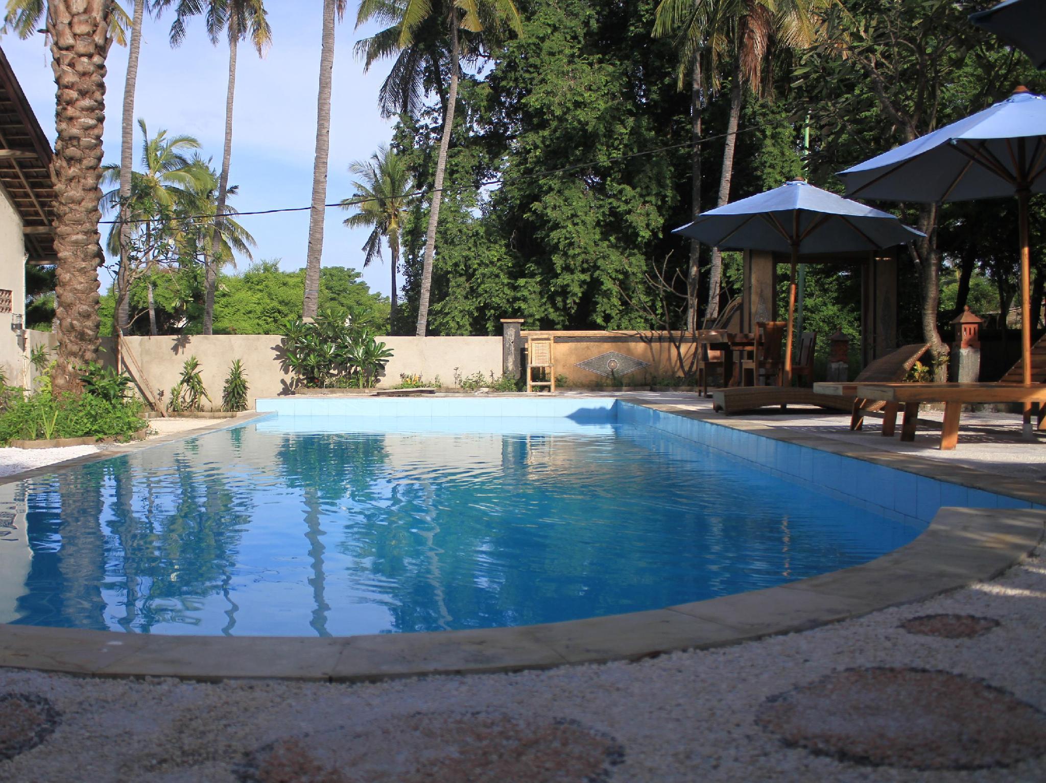Gilinta Villa Hotel, Kepulauan Gili