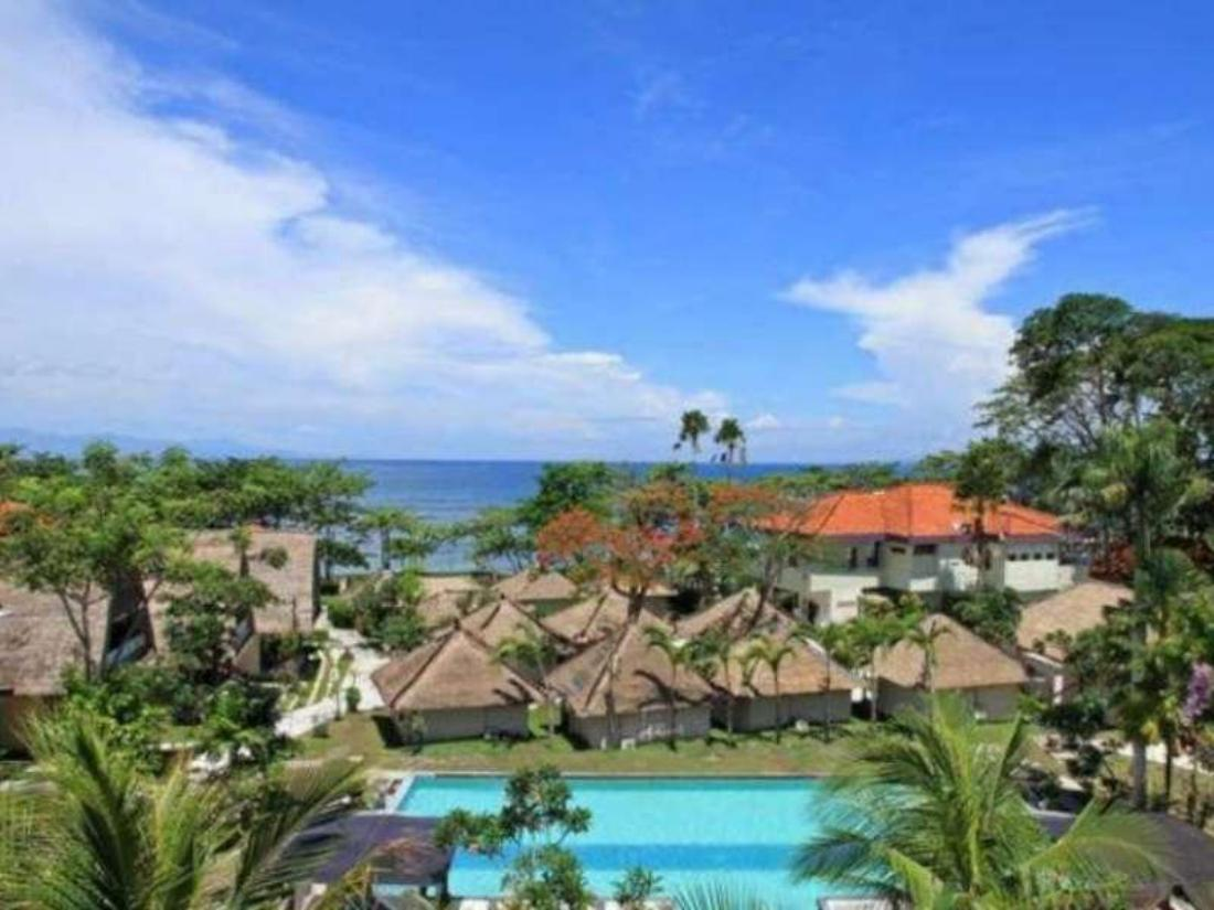 Best price on alit beach resort and villas in bali reviews for Best beach hotels in bali