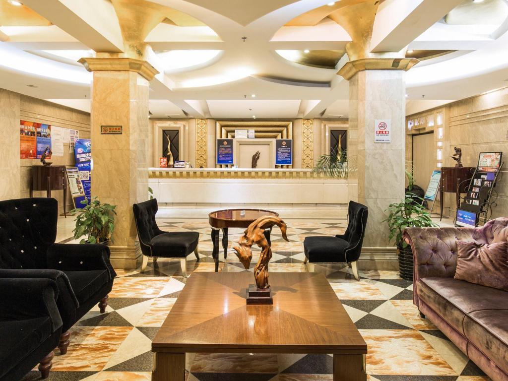 Best Price on The Sanlitun Inn in Beijing + Reviews!