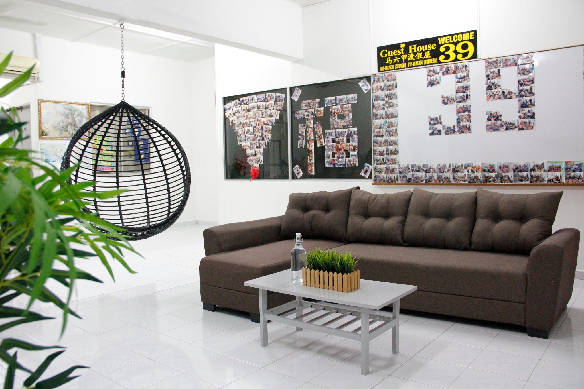 39 GuestHouse, Kota Melaka