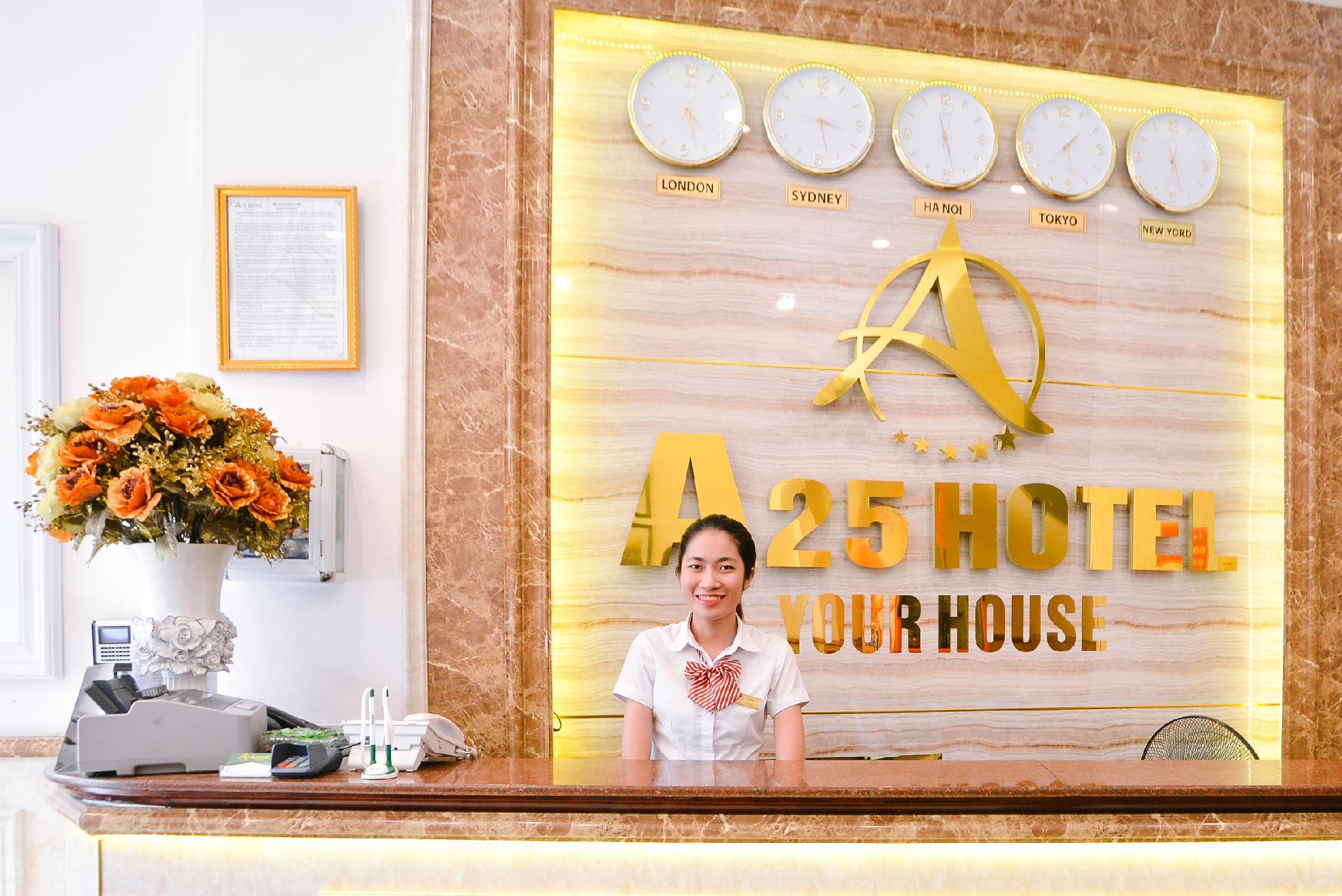 A25 Hotel- 96 Hai Ba Trung, Hoàn Kiếm