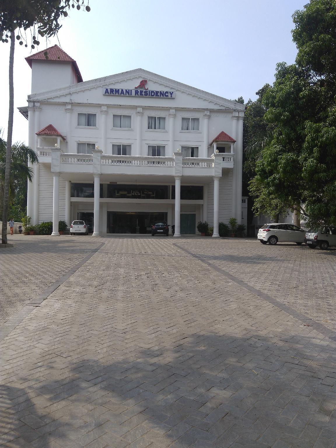 Hotel Armani Residency, Kottayam