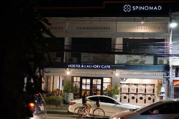 Spinomad hostel, Chiang Rai, Thailand