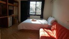 Double D (Large Double Room with Sofa)