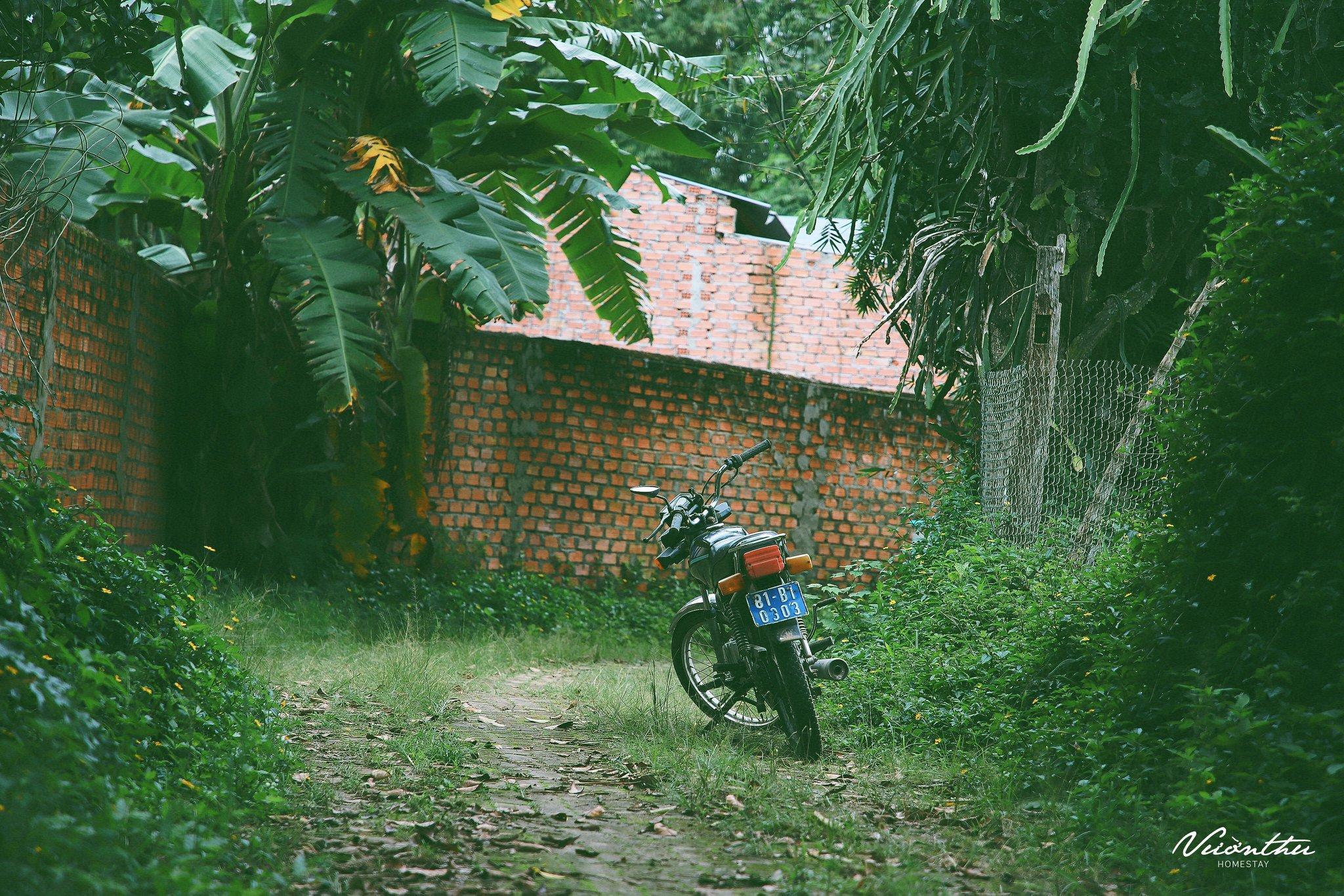 Vuon Thu Guest House Garden, Kon Tum