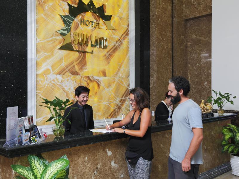 Khách Sạn Sunland Hồ Chí Minh