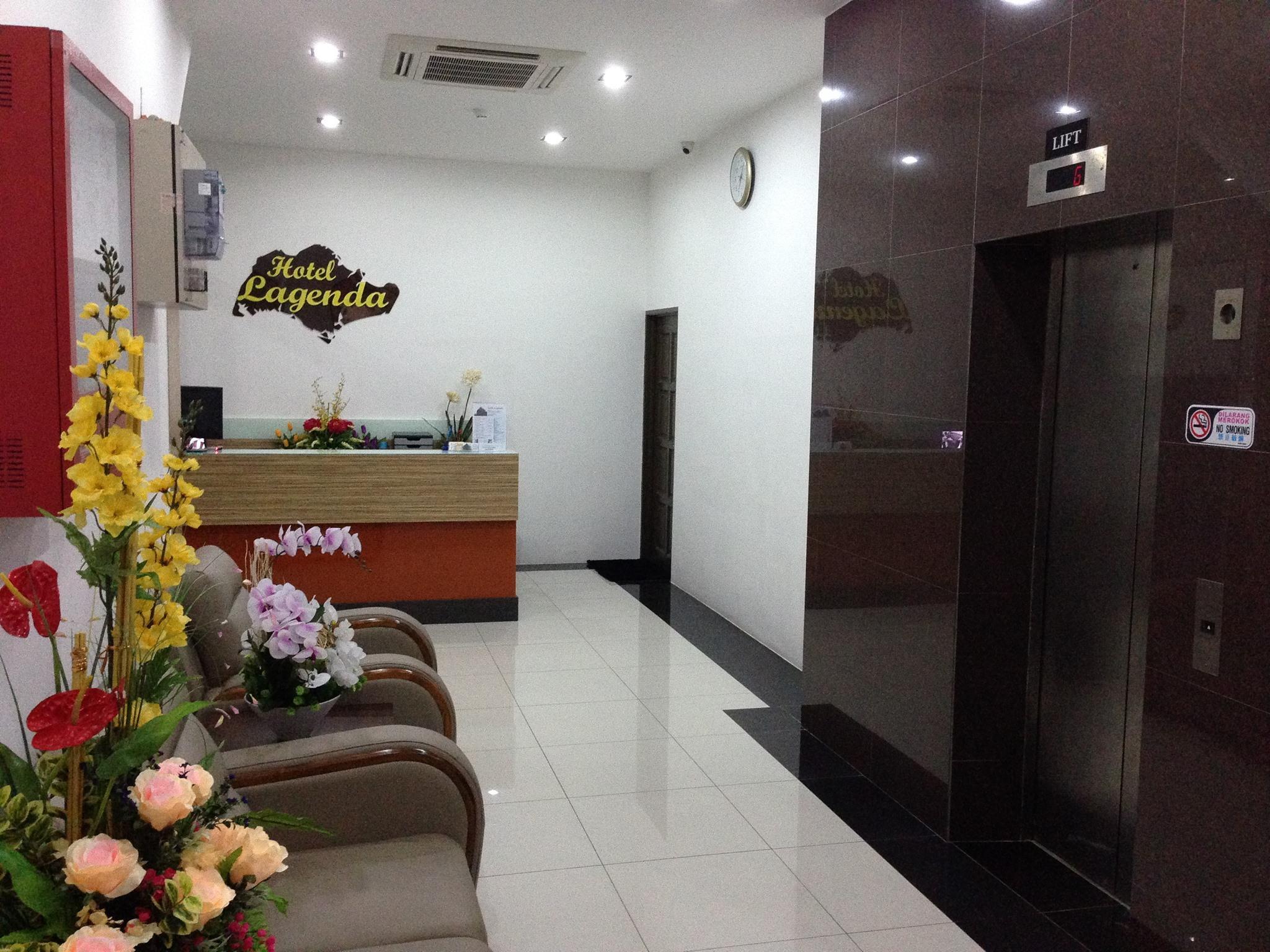 Hotel Lagenda, Hilir Perak