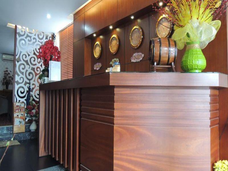 Khách Sạn Louis Hồ Chí Minh