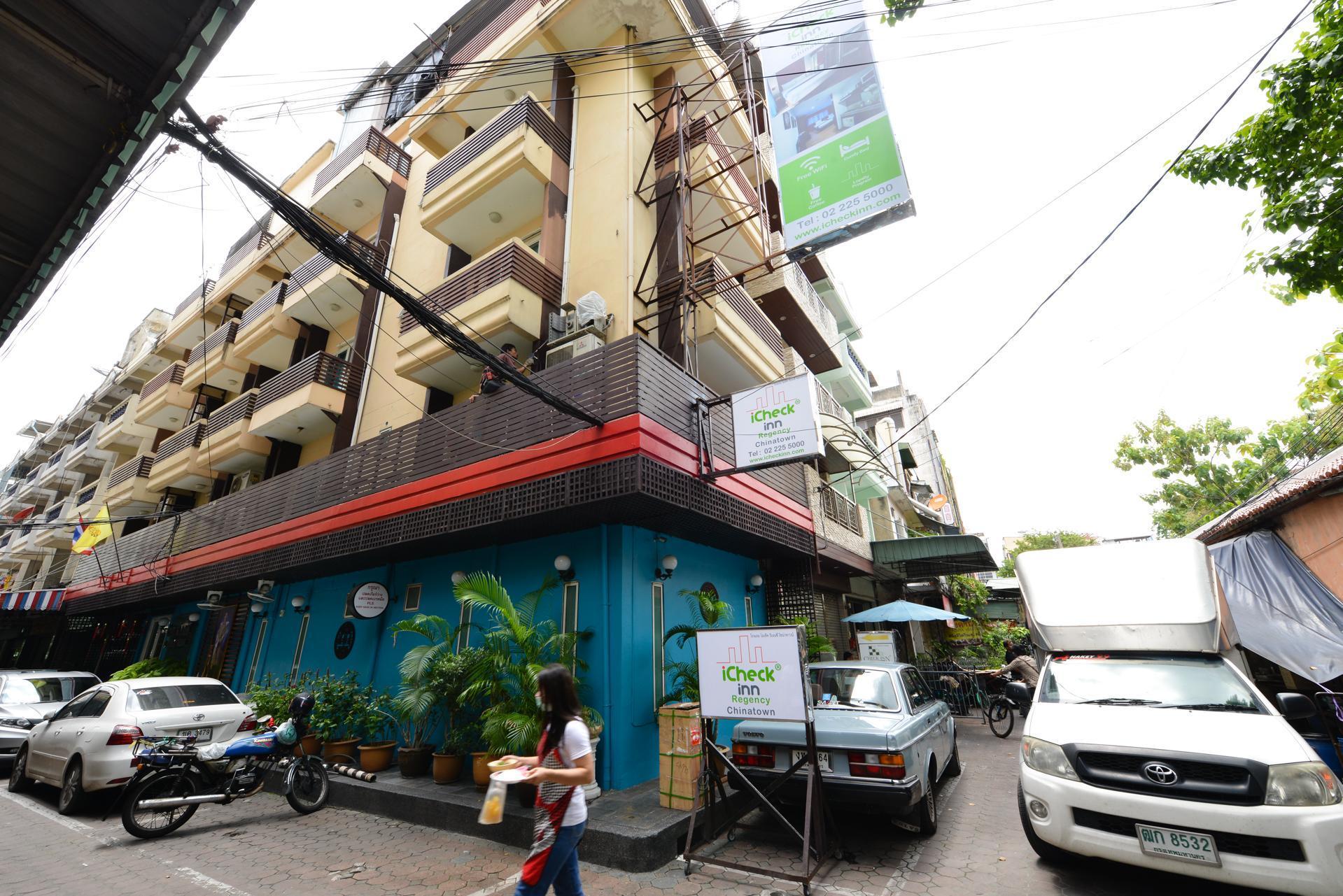iCheck inn Regency Chinatown, Samphantawong
