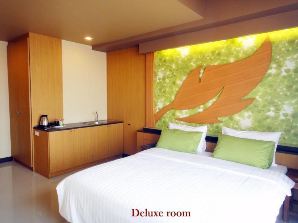 Aleaf Bangkok Hotel