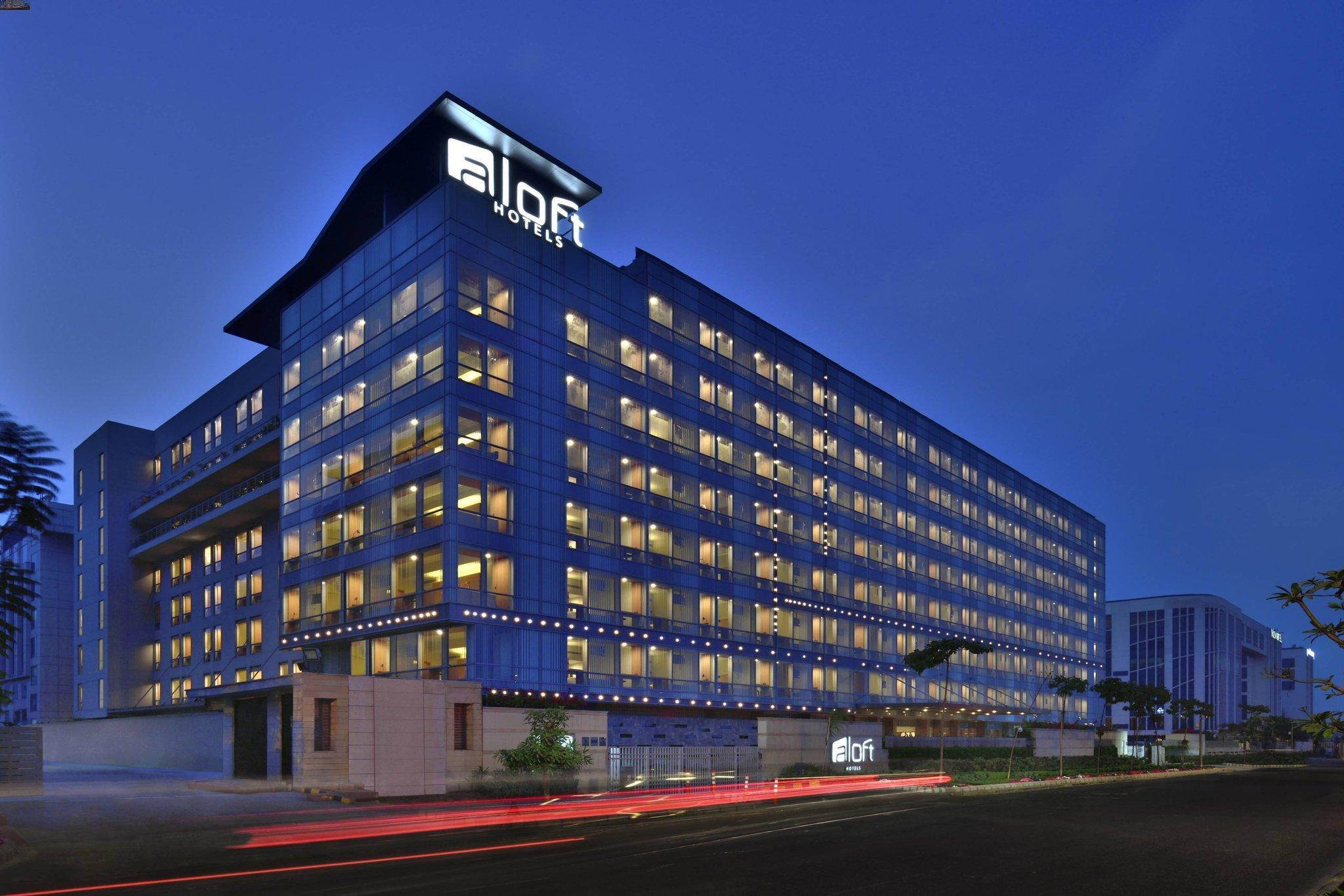 Aloft New Delhi Aerocity, West