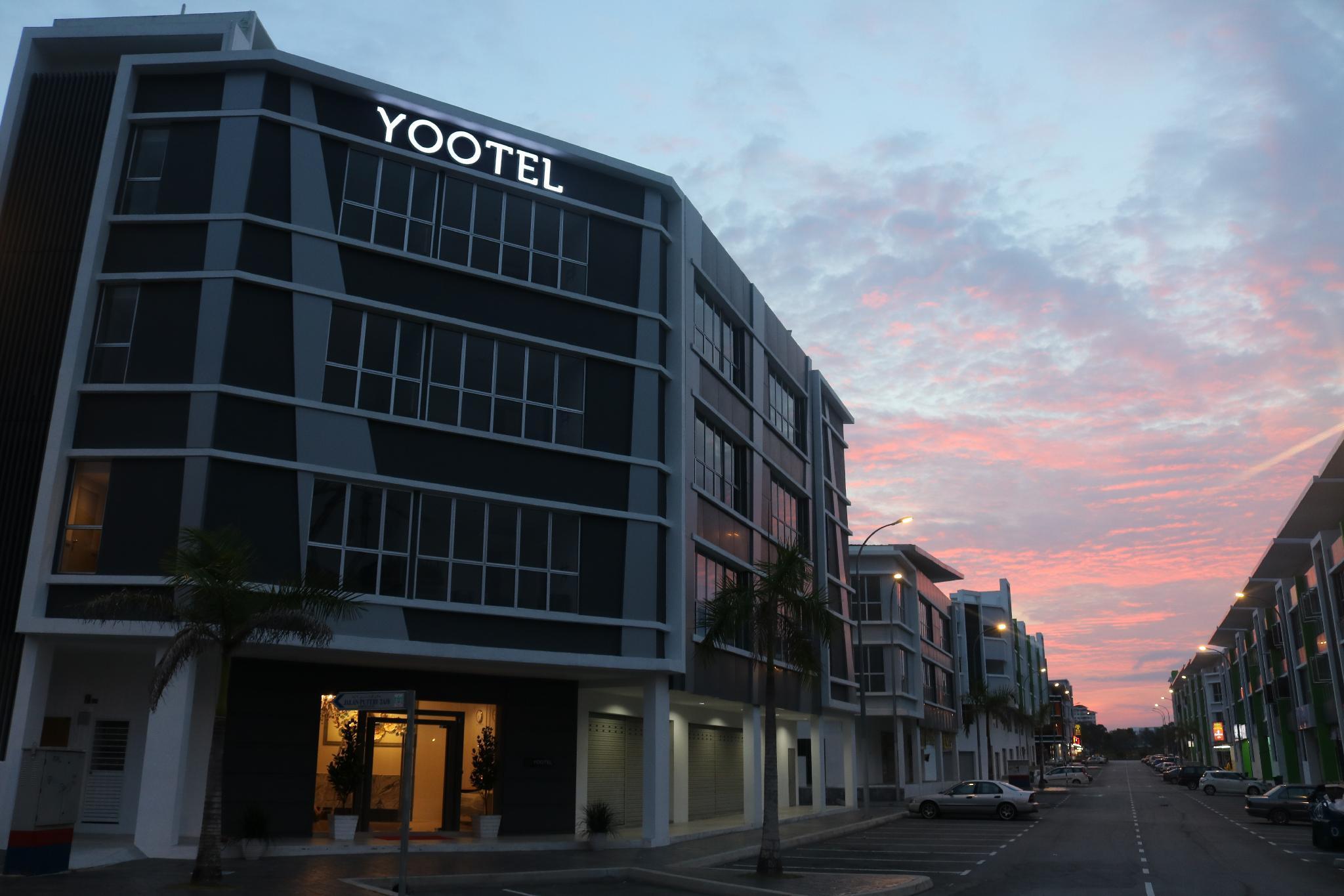 OYO 1191 Yootel Boutique Hotel, Hulu Langat