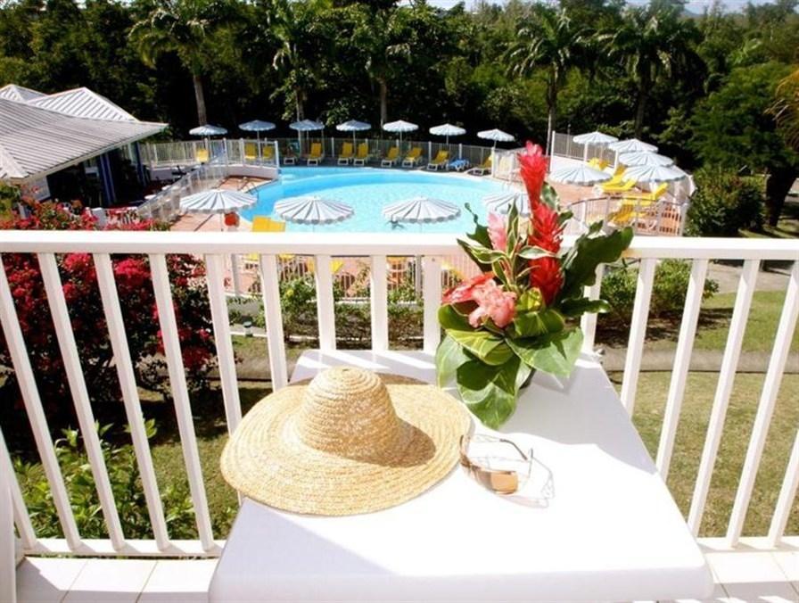Karibea Resort hotel les Amandiers, Basse-Pointe