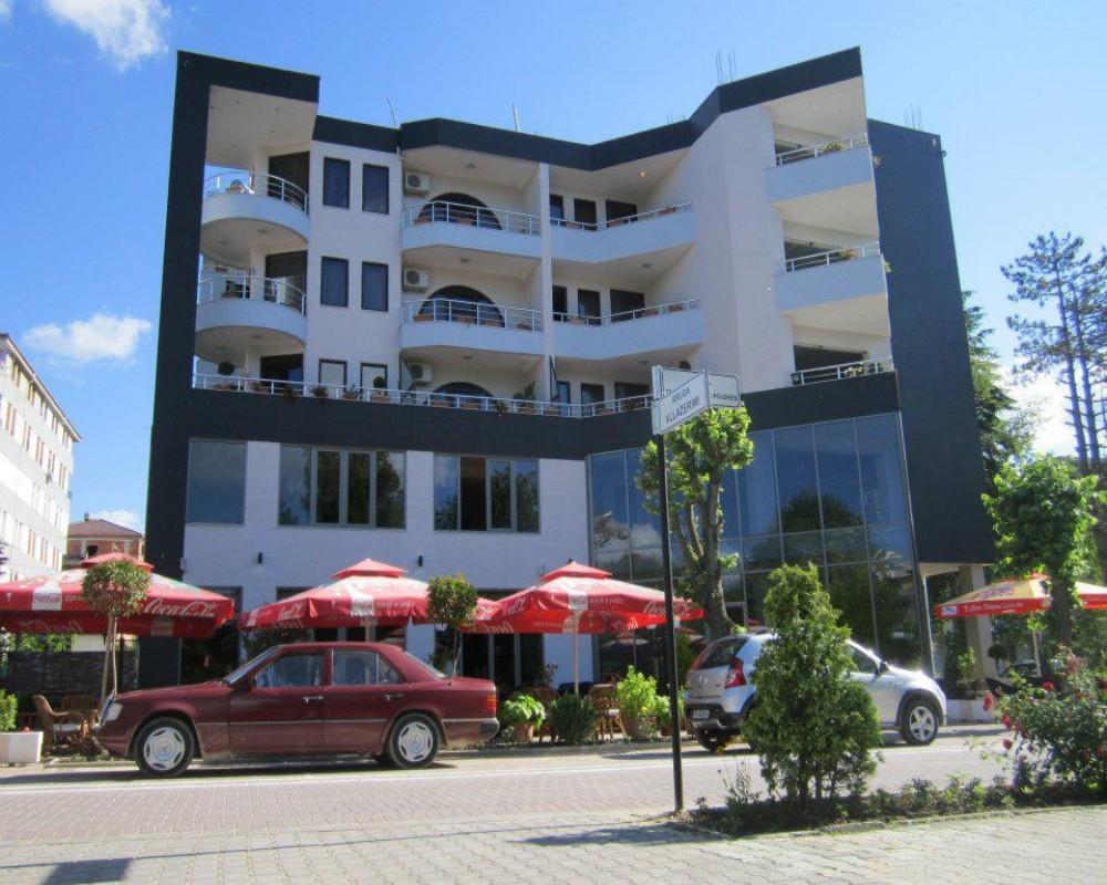 Perla Hotel, Pogradecit