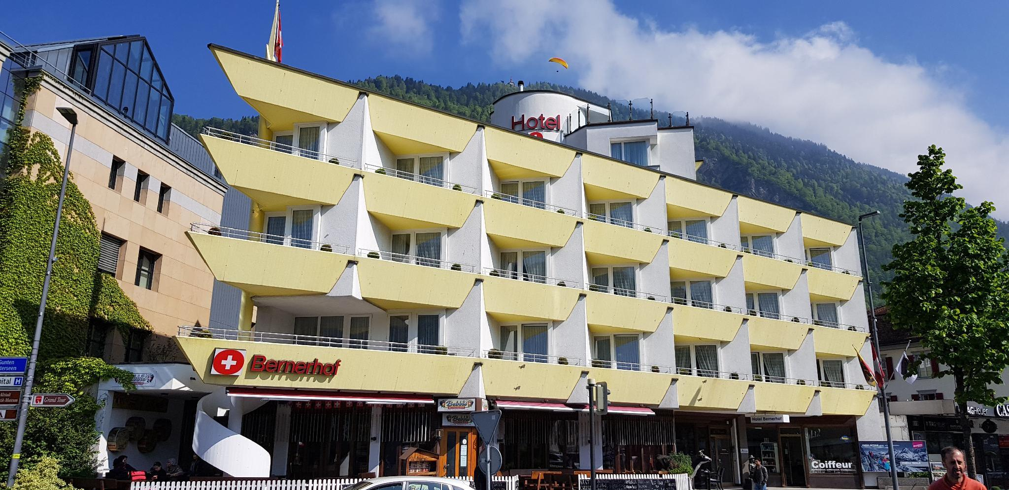 Hotel Bernerhof, Interlaken