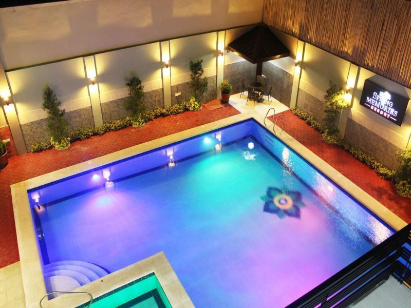 Spring Memories Resort, Calamba City