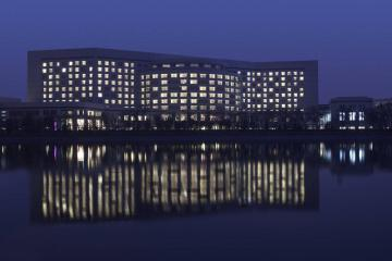 Лейквью, Тяньцзинь - Представительские апартаменты Marriott