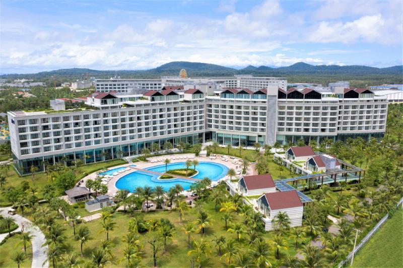 Khu Nghỉ Dưỡng Radisson Blu Phú Quốc