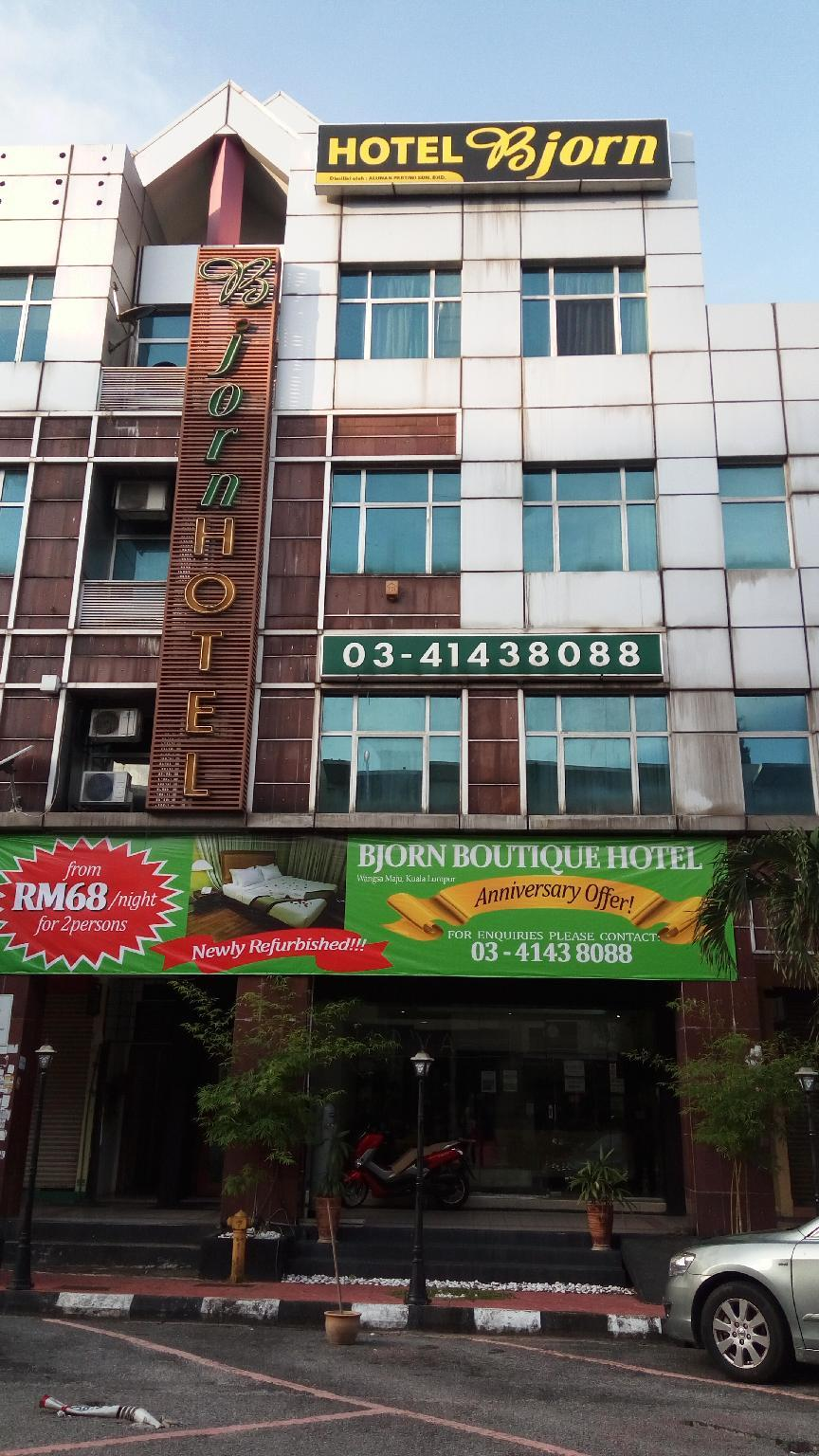 Bjorn Boutique Hotel Wangsa Maju, Kuala Lumpur