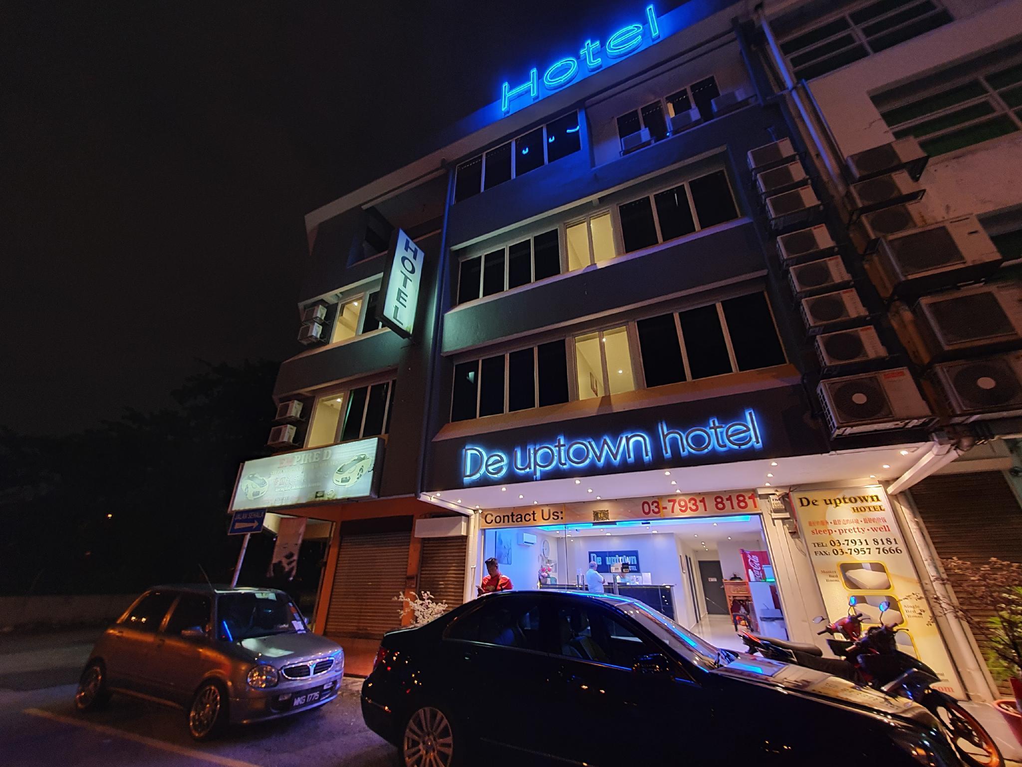 De UPTOWN Hotel @ P.J. 222, Kuala Lumpur