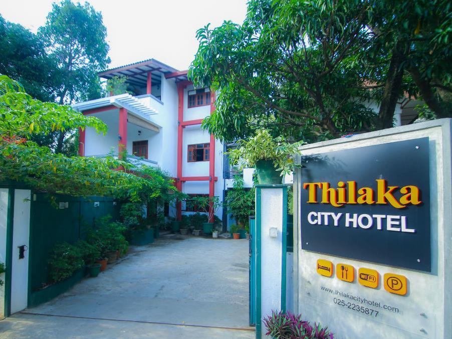 Thilaka City Hotel, N. Palatha East
