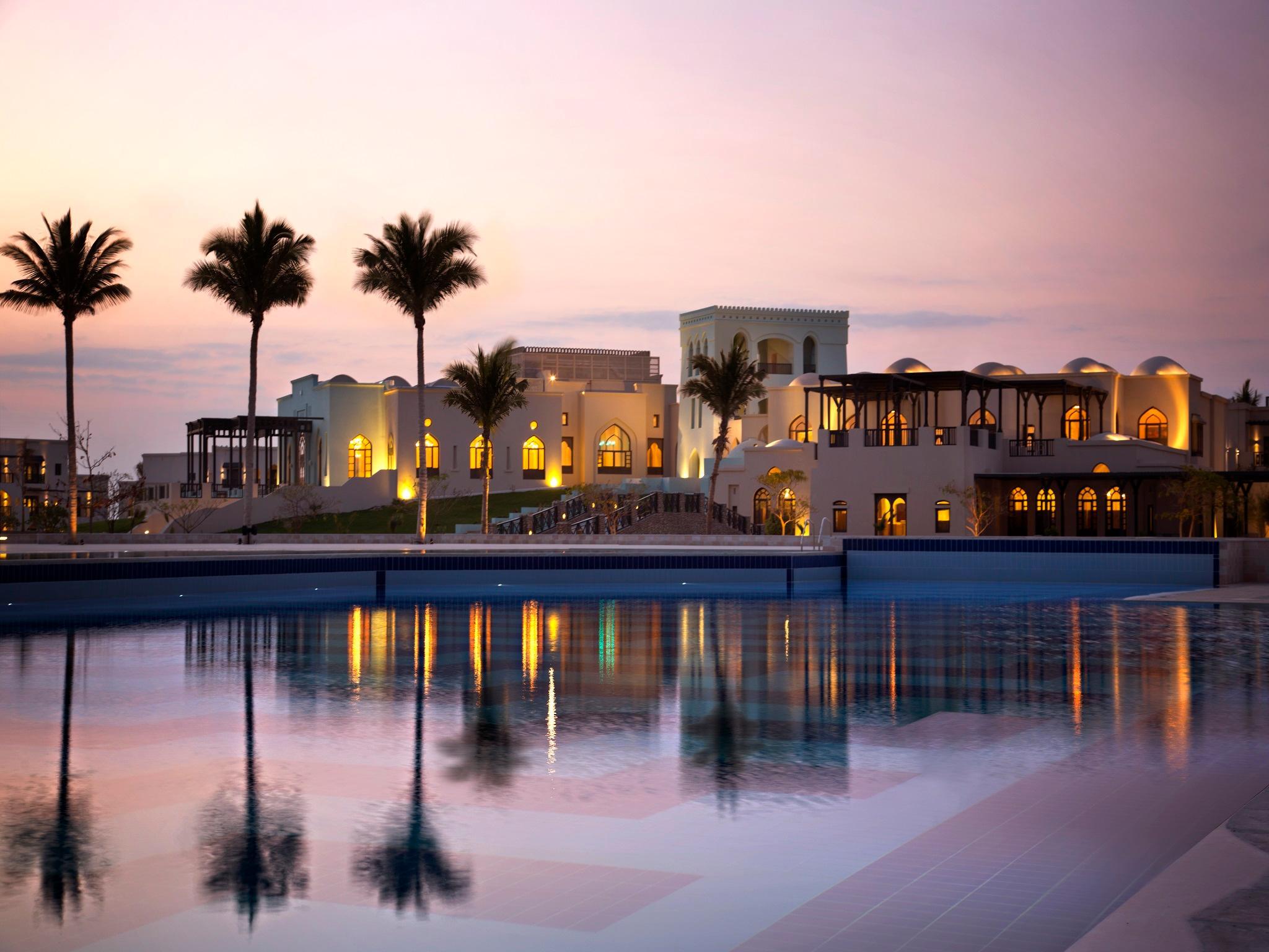 Salalah Rotana Resort, Taqah