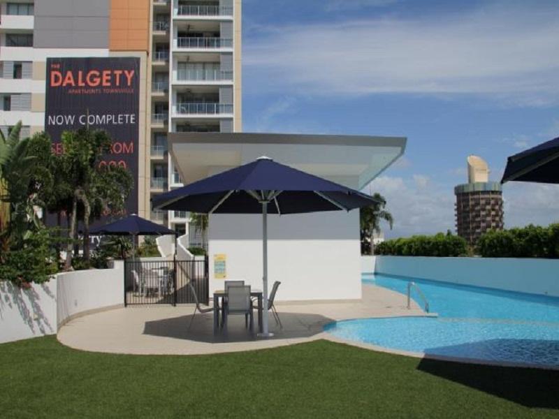 Direct Hotels – Dalgety Apartments, City