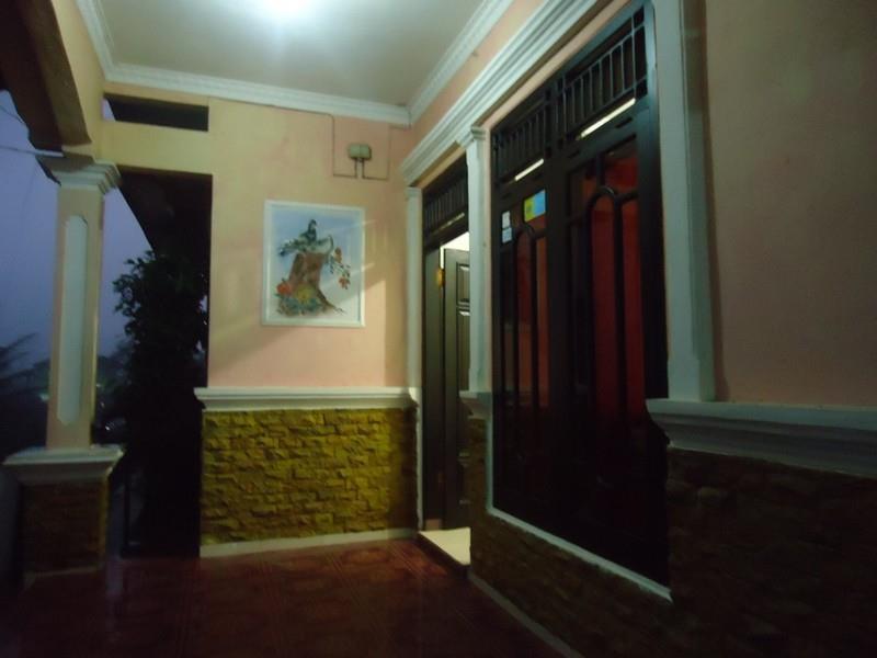 Ortegha Homestay, Wonosobo