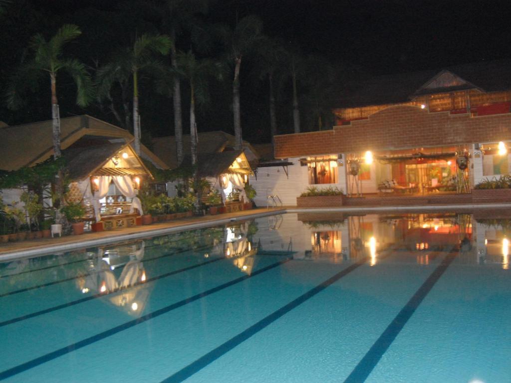 Agzam Resort and Spa Kama Loka Spa Kalibo Philippines