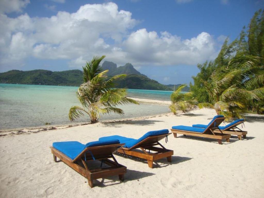 Best Price on Bora Bora Ecolodge Mai Moana Island in Bora