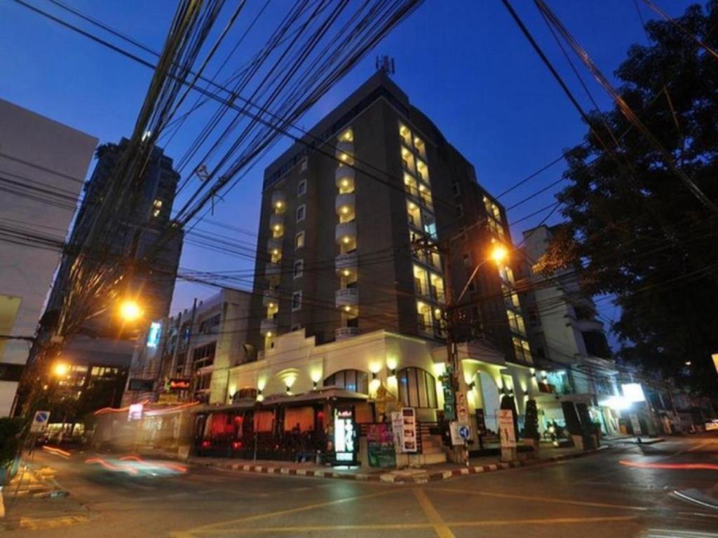 【Sukhumvit Hotel】ザ ユーロ グランデ ホテル(The Euro Grande Hote)