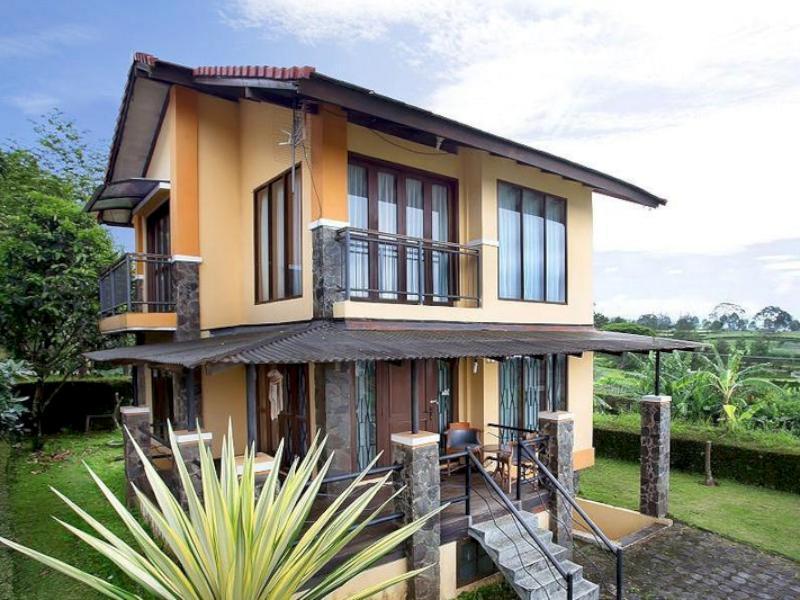 Villa G8 Lembang, Bandung