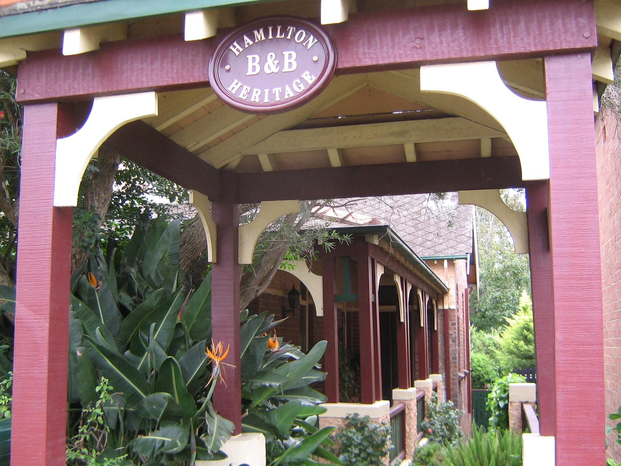 Hamilton Heritage Bed and Breakfast, Newcastle - Throsby