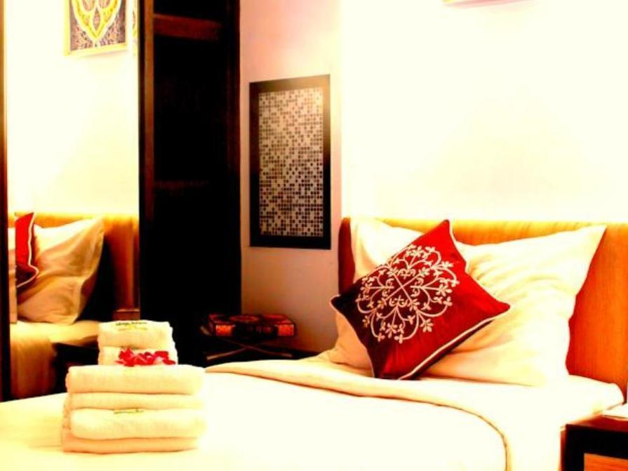 Hotel Zamburger El Zahraa, Kuala Muda