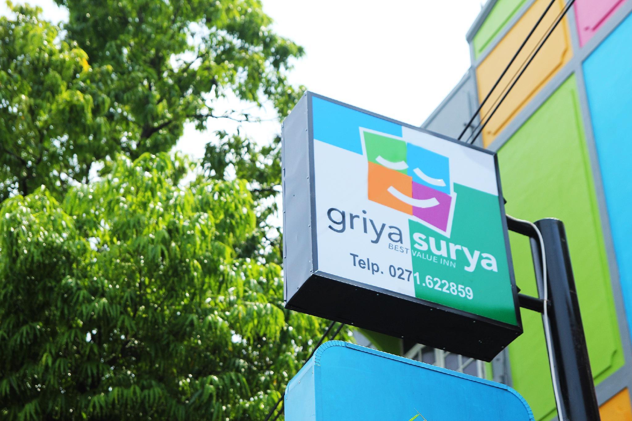 Hotel Griya Surya Solo